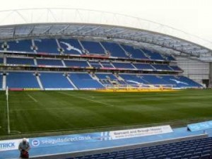 Game on at the AMEX
