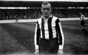 Hughie Gallacher, Newcastle United