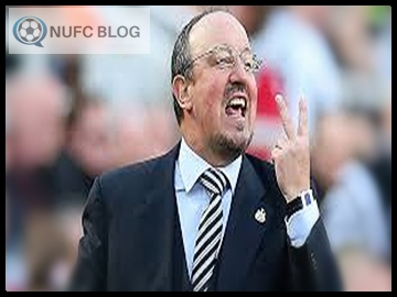 Rafa lets it be know what he thinks of the club's model for success.