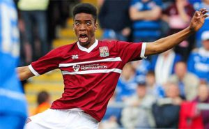 Ivan Toney Northampton Town