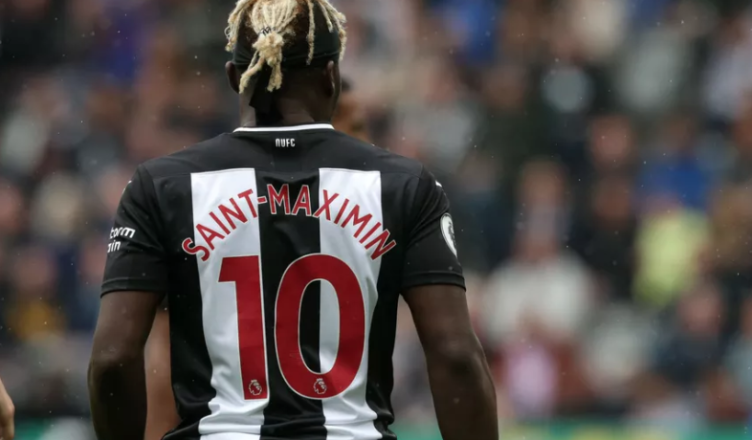 Saint-Maximin sends message to NUFC fans as home debut vs Arsenal ends in defeat | NUFC blog – Newcastle United blog – NUFC Fixtures, News and Forum.