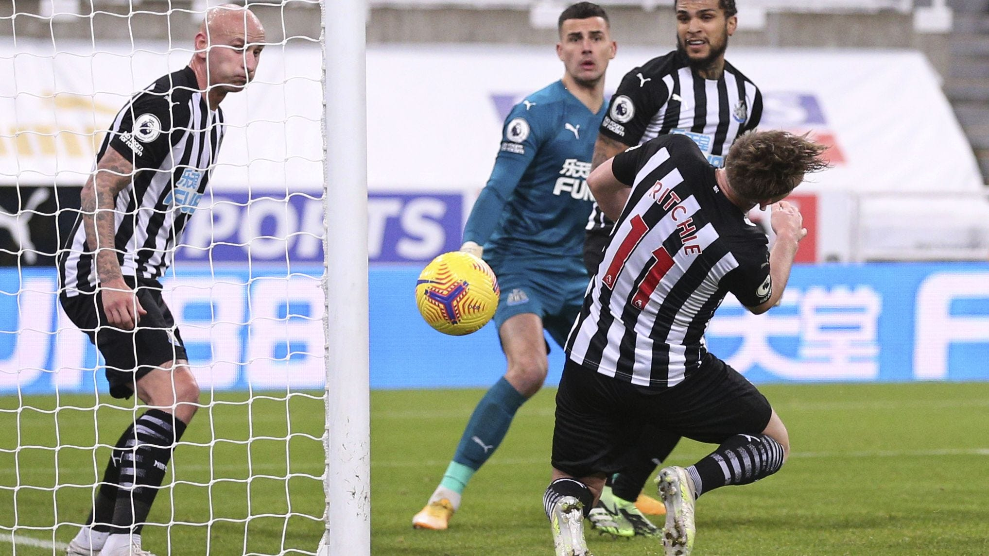 PLAYER RATINGS – Newcastle 1-1 Fulham: Two 7's, a few 6's, the odd 5,  several 4's & one 3 | NUFC Blog - Newcastle United Blog